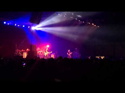blink 182 with Matt Skiba Always Live at Musink 2015 3 22 15