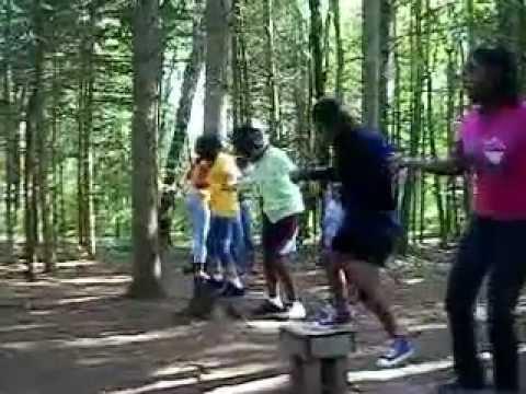 Dr. Kim Logan-Nowlin: Peterson Warren Academy Girls retreat: Camp Miracle