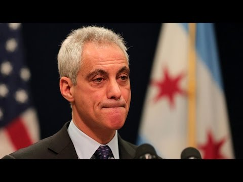 Rahm Emanuel speaks about police accountability