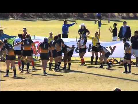 New York vs. Washington DC Furies - 2012 USA Rugby Women's Premier League Playoffs
