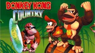 Donkey Kong Country - A ultima live do Canall [ #Emulador | #SNES | #retro | 06 ]