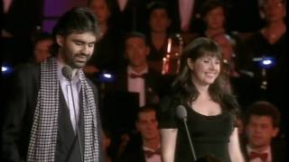 Клип Sarah Brightman - Time To Say Goodbye ft. Andrea Bocelli