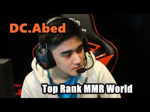 Dota 2 l Abed - Outworld Devourer 9925 MMR 1st Man Road to 10K (1)