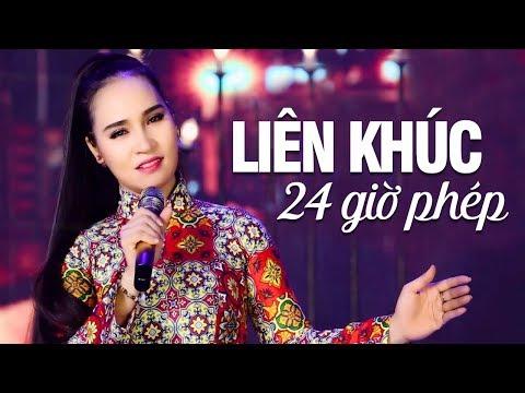 Liên Khúc Nhạc Vàng Hải Ngoại - Liên Khúc 24 Giờ Phép - ĐÀO ANH THƯ thumbnail