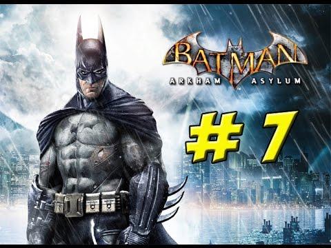 Batman: Arkham Asylum Part 7 with Mike! - YoVideogames