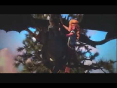 How to Train Your Dragon AMV - Nothing Else Matters