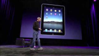 Apple iPad Keynote January 2010 - Part 1