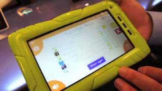 Hands-On With The Kurio 7 Android tablet For Kids