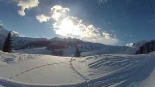 01 Bouken - Courchevel Partie 1