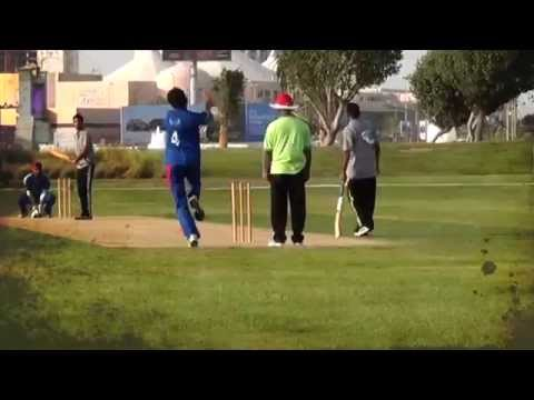 Marthoman Trophy Cricket Tournament 2014 - Semi Final video