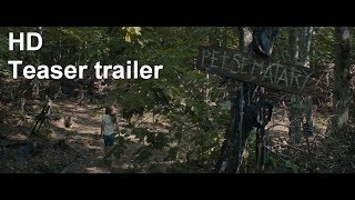 Pet Sematary 2019 - Dead is Better teaser trailer HD