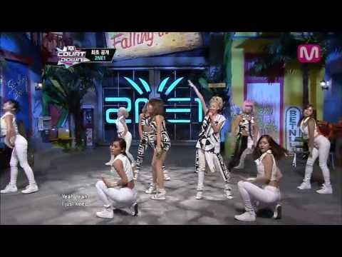 2NE1_Falling In Love (Falling In Love By 2NE1 Of Mcountdown 2013.7.11)