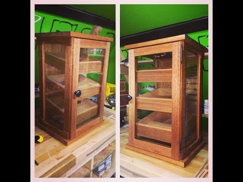 How to Build a Humidor