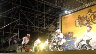 2013.06.10 健身工廠 臺南龍舟演出-陳楷老師舞團
