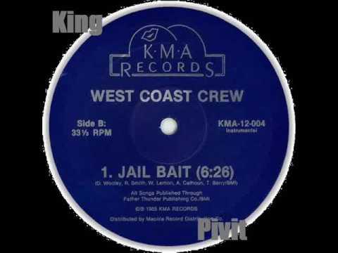 West Coast Crew- Jail Bait (Vocal) Video