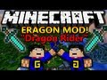 Minecraft 1.5.2 Mods | Eragon - Dragon Rider Mod Showcase