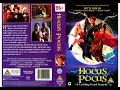 Original VHS Opening: Hocus Pocus (1994 UK Rental Tape)