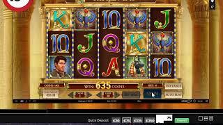 Online Casino Slots, Book of Dead Bonus Round