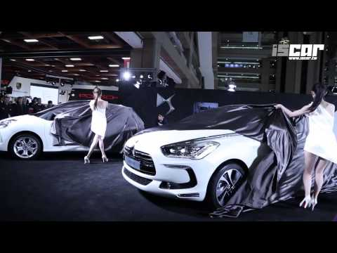 【2014台北車展Video】捲土重來Citroen DS3、DS5法式華麗亮相