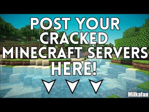 ★ Post Your 1.7.10 Minecraft Cracked Servers Here! ★