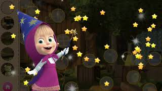Masha and the bear find objects ( маша и медведь )