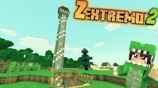 Este es mi Faro!!! | Z extremo 2 / Minecraft serie survival #38