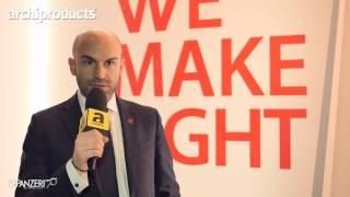 Euroluce 2017 | PANZERI - Federico Panzeri ci racconta Viisi, AlDecimo e Jackie