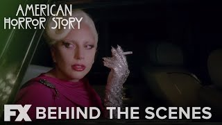 Inside American Horror Story: Hotel - The Evolution of Gaga
