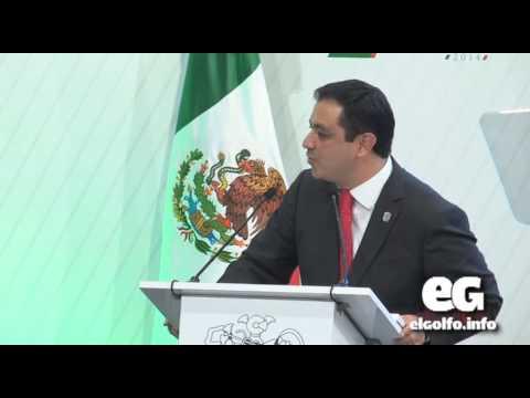 Rinde su primer informe el alcalde de Xalapa, Américo Zúñiga