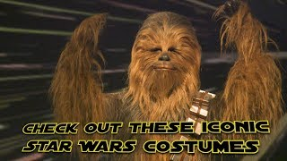 Iconic Star Wars Costumes at the Detroit Institiute of Arts