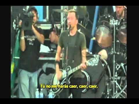 Rise Against - Prayer of the Refugee (En Español)