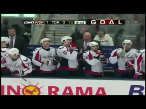 Every Alex Ovechkin Hat Trick of All Time
