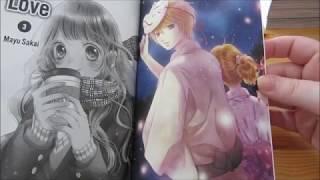 Manga/Anime Update (Juni 2017)
