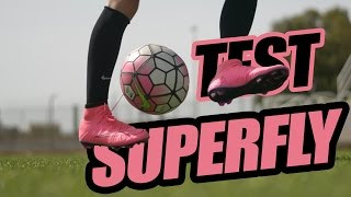 Nike Mercurial Superfly IV Test | Lightning Storm | Footballerz Italy