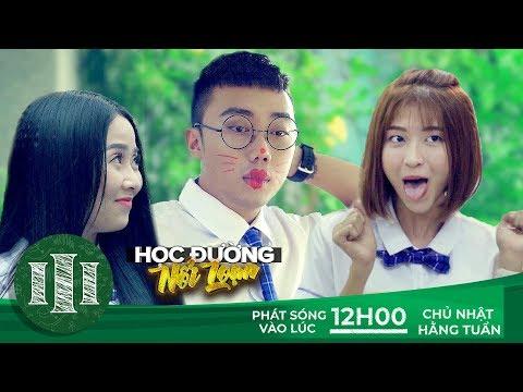 PHIM CẤP 3 - Phần 7 : Tập 12 | Phim Học Đường 2018 | Ginô Tống, Kim Chi, Lục Anh