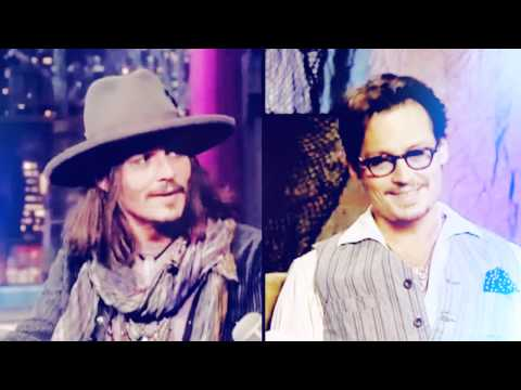Johnny Depp - Double Rainbow [Happy 51st Birthday]