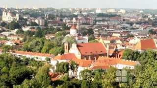 Vilnius Romantic Holidays - Travel to Lithuania