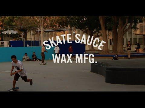 Skate Sauce x West LA Courthouse