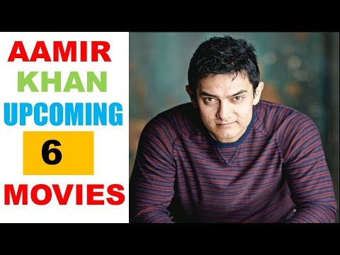 Aamir Khan Upcoming 6 Movies 2018 and 2019 With Cast and Release Date thumbnail