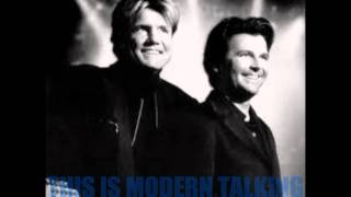 MODERN TALKING -THE MEGAMIX (DANCE VERSION) -THIS IS MODERN TALKING-DJ HOKKAIDO