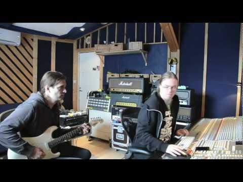 Kiko Loureiro New Album Guitars Recordings Chapter II.m4v