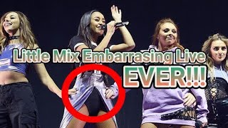 Little Mix the most embarrasing Live Perform