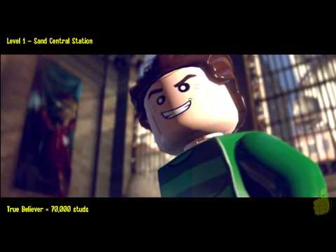 Lego Marvel Super Heroes: Level 1 Sand Central Station - Story Walkthrough - HTG