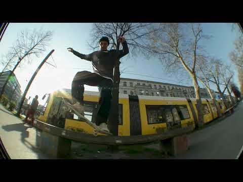 Denny Pham rides Jessup ULTRAGRIP