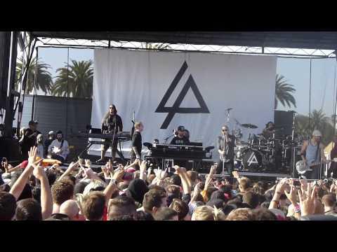 Linkin Park Feat Ryan Key (yellowcard) - What I've Done At Vans Warped Tour 2014  Ventura, Ca video