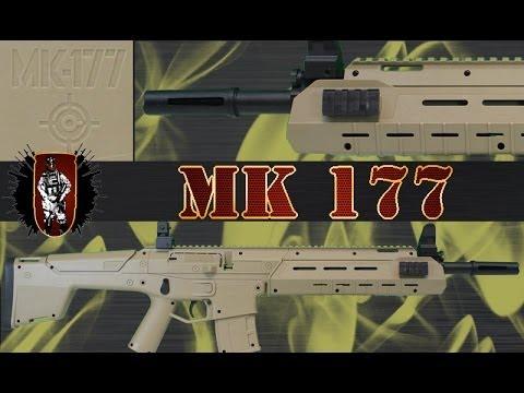 Crosman MK 177 Air Rifle review w/ shooting test