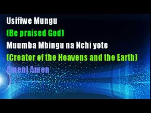 Eunice Njeri Ameni Lyrics + English Translation