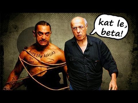 SENSATIONAL Aamir Khan and Mahesh Bhatt Controversy | LATEST...