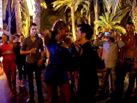 oliver pineda y bersi al son de elche 2009
