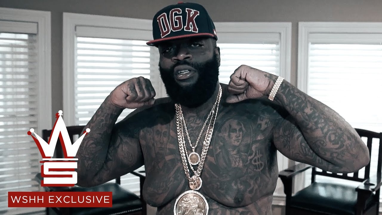 Rick Ross Feat. Whole Slab - Heavyweight